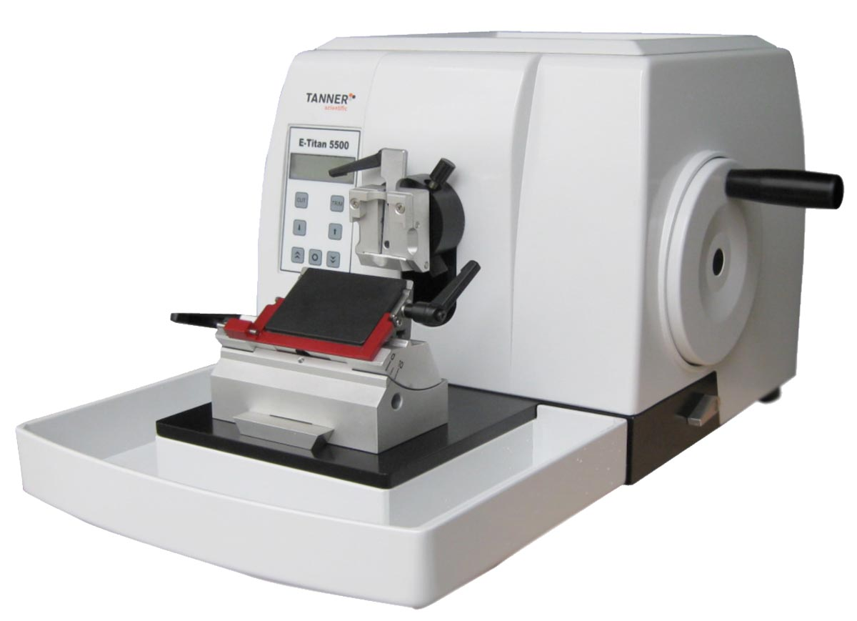 TN5500 Digital Semi-automatic Microtome