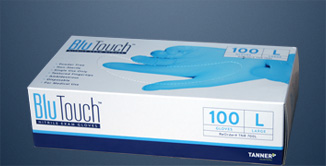 Blu Touch Gloves