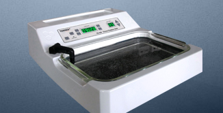 TN450 Waterbath with Pyrex Dish